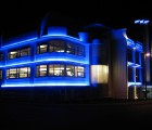 Art Deco Architekt Lehmann Licht Design Weis House 2